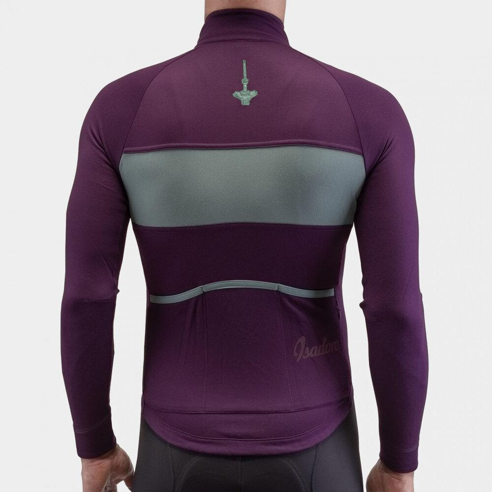 Jeseniky Long Sleeve Cycling Jersey - (Limited Edition) Cycling Jersey Isadore