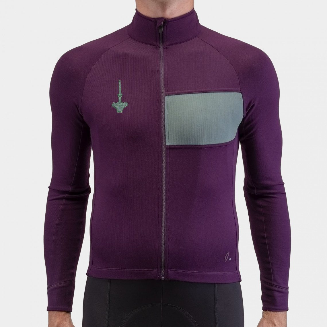 Jeseniky Long Sleeve Cycling Jersey - (Limited Edition) Cycling Jersey Isadore XS