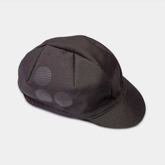 Light Membrane Cycling Cap - Black Cycling Cap Isadore