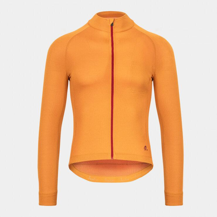 Long Sleeve Jersey - Post Bellum NPO Golden Oak Limited Edition Cycling Jersey Isadore XS