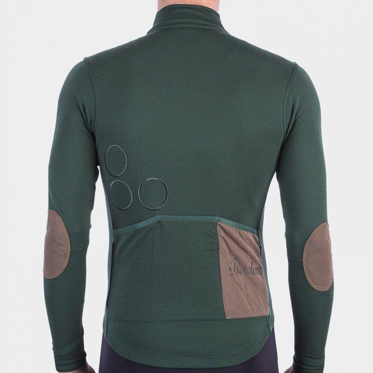Long Sleeve Shield Jersey - Sycamore Cycling Jersey Isadore