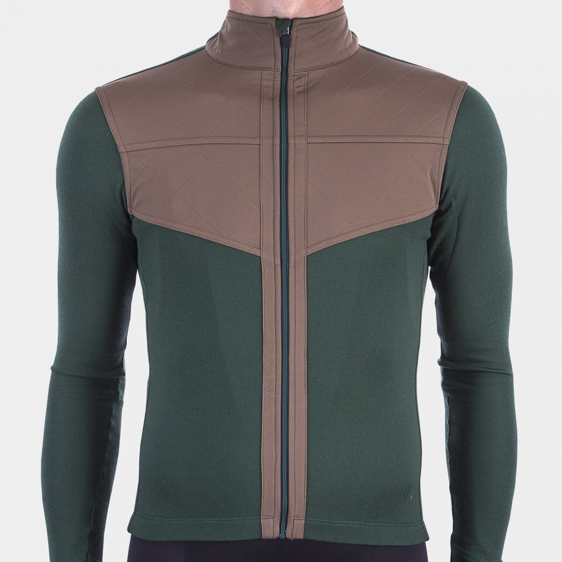 Long Sleeve Shield Jersey - Sycamore Cycling Jersey Isadore XS