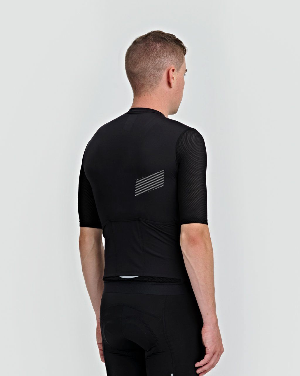 MAAP Echo Pro Base Jersey - Black Cycling Jersey MAAP