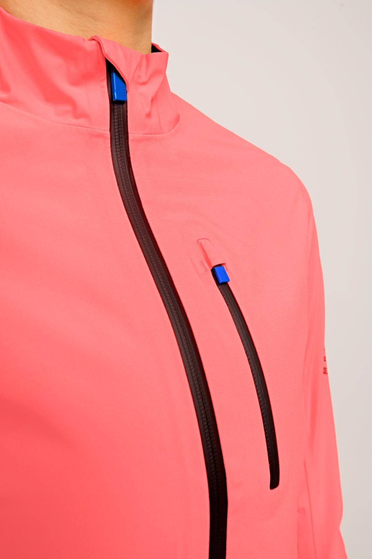 MAAP Women's Ascend Pro Rain Jacket - Light Coral Cycling Jacket MAAP