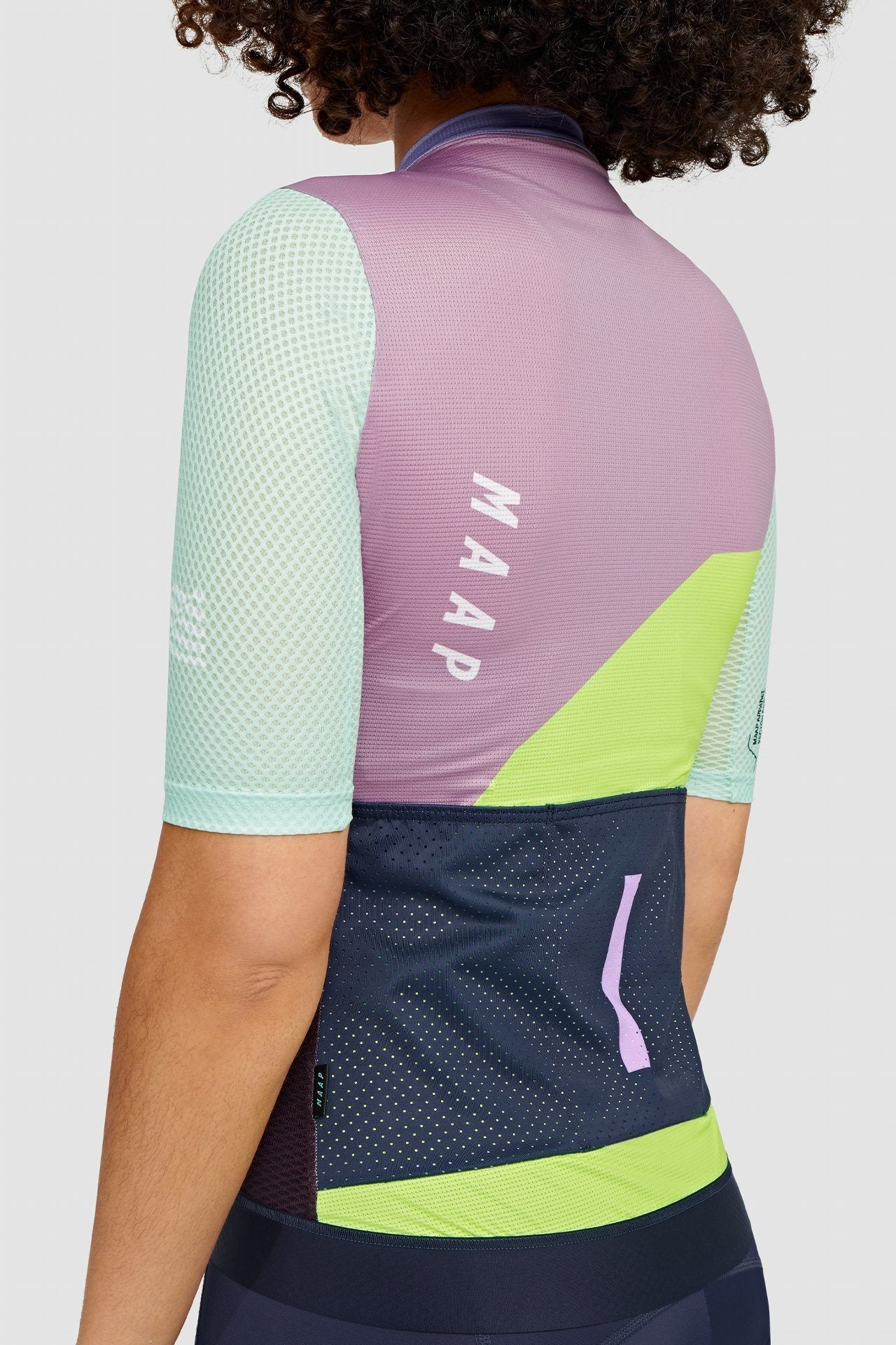 MAAP Women's Vector Pro Air Jersey 2.0 - Spearmint Cycling Jersey MAAP