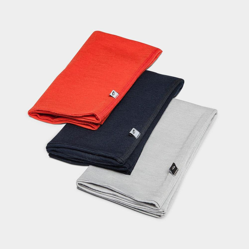 Merino Performance Neck Warmer Neck Warmer Isadore Red
