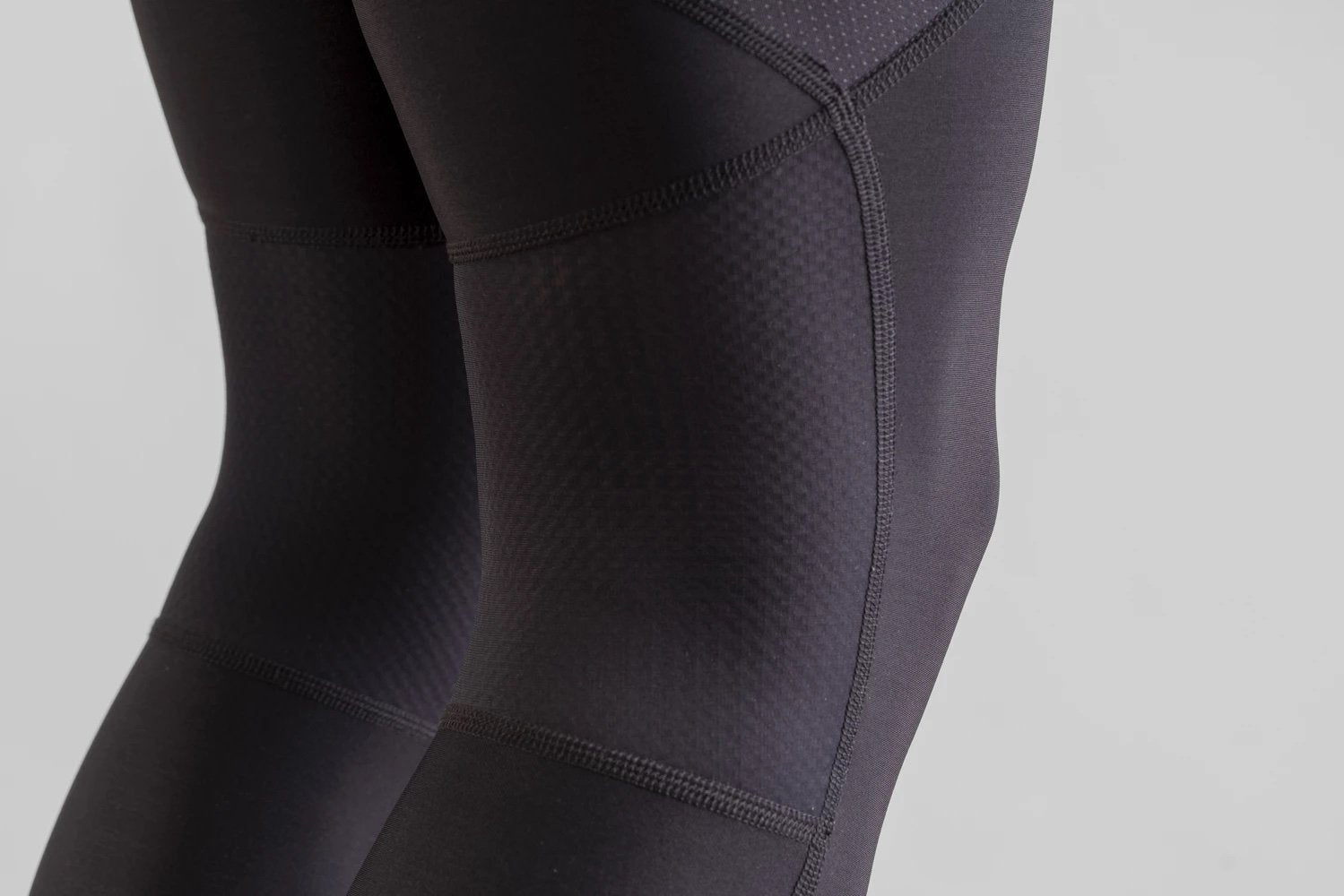 ThermoRoubaix Winter Tights 2.0 - Black Bib Tights Isadore