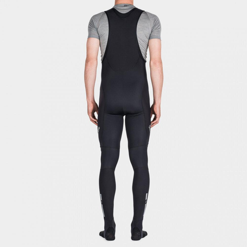 ThermoRoubaix Winter Tights without Chamois Bib Tights Isadore
