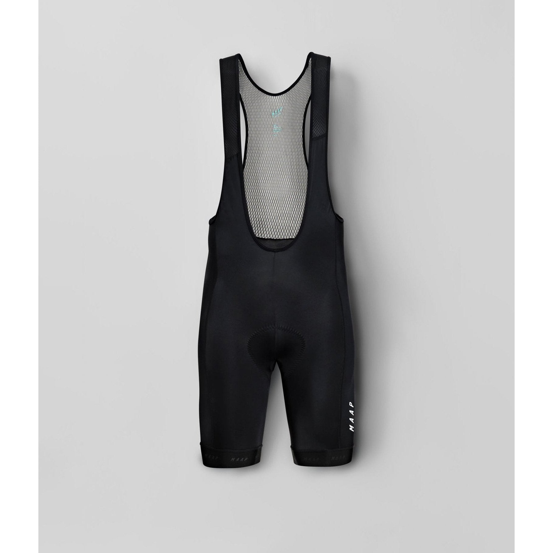 Training Bib Short - Black/White Bib Shorts MAAP XS