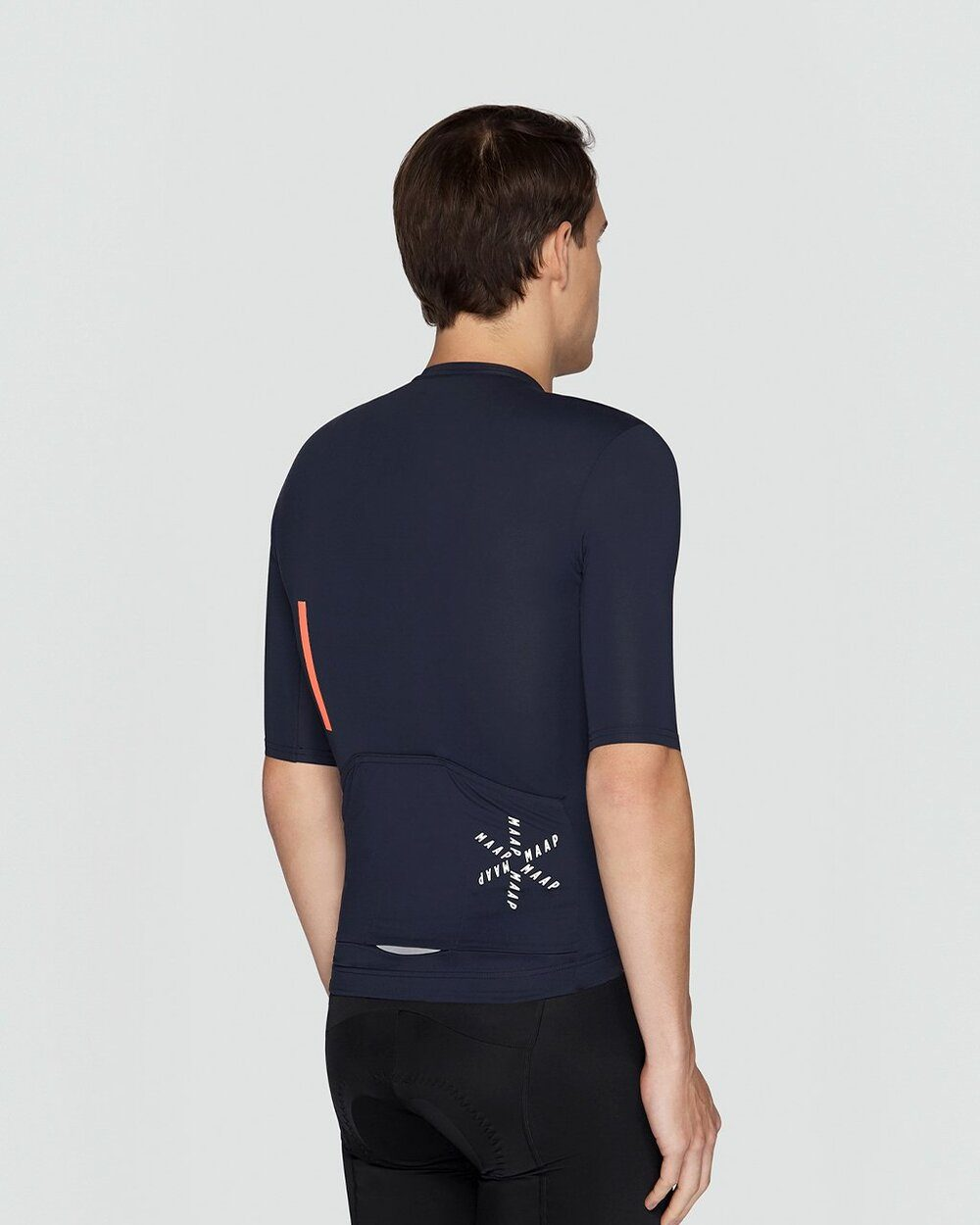 Training Jersey - Navy Cycling Jersey MAAP