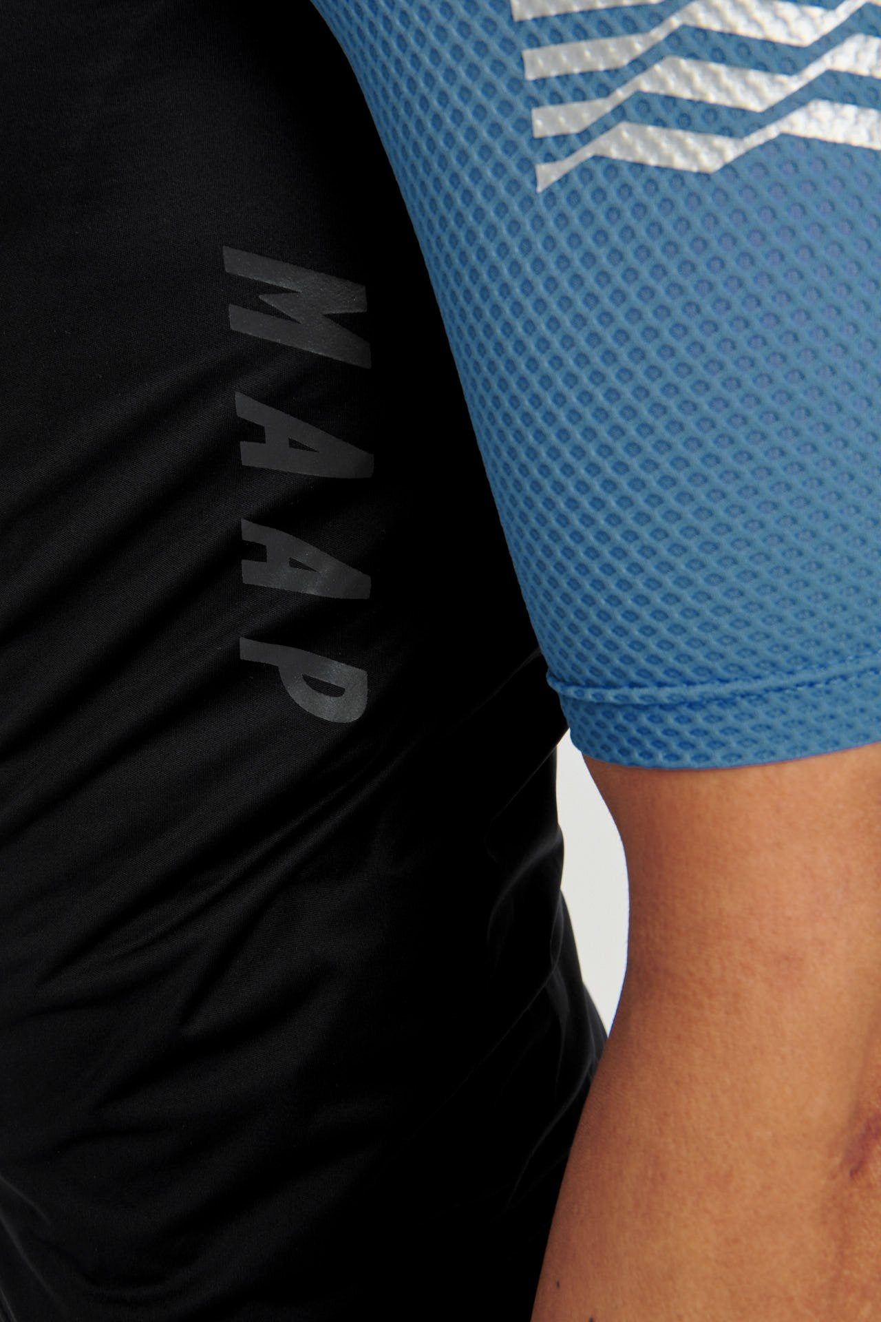 Unite Team Vest - Black Cycling Vest MAAP