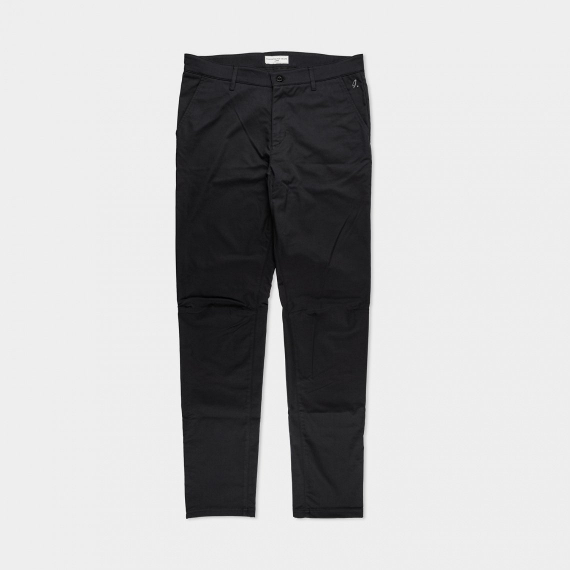 Urban Chinos Black Commuter Pants Isadore XS