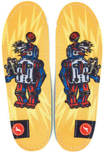 Load image into Gallery viewer, Footprint -  Gamechangers Insoles - Robot Legacy (Size 9/9.5 US)