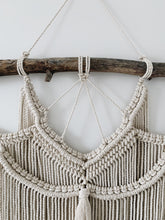 Load image into Gallery viewer, Clean Modern  - Large Macrame Hanging