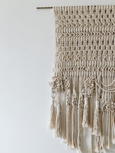 Load image into Gallery viewer, Unique Modern Macrame - Large Wall Hanging