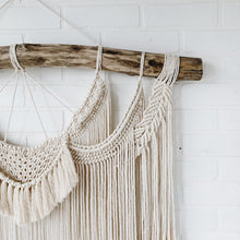 Load image into Gallery viewer, Custom Order - Beth Large Macrame Wall Hanging