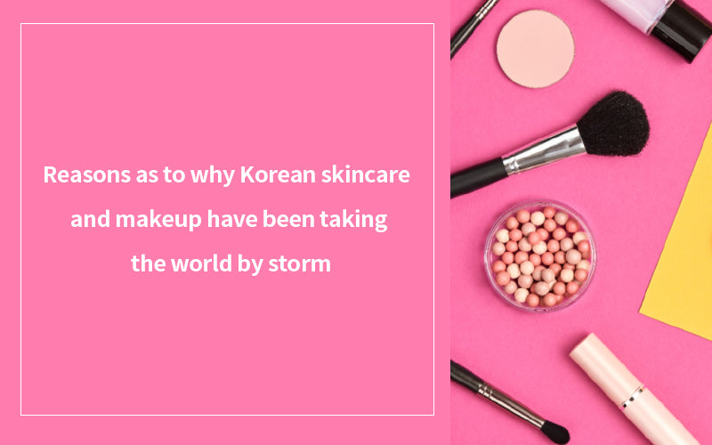Reasons as to why Korean skincare and makeup have been taking the world by storm   Korean culture emphasizes people being the best version of themselves. This also reflects in all of the Korean makeup products and skincare products. The Korean skin game is more about perfection and flawless skin than that of makeup. The makeup is mostly kept minimalistic and in sync with the smooth, bright and nearly perfect skin. With Koreans being so invested in their skin and timely skincare routine, there is no doubt that Korean skincare over time has emerged to be a champion of all skincare and makeup routines. Given below are some of the reasons why the Korean skin and make-up lines have been taking up the beauty community by storm:  ●The use of natural ingredients One of the reasons that Korean skincare and Korean face products stand out is because of their involvement with natural ingredients. From snail mucus to volcanic clay, they are infested with some of the most innovative and unique natural ingredients. Also, what sets them apart is not all of these natural ingredients are used by other countries. These face products battle a lot of skin-related issues starting from tanning to hyper-pigmentation, acne scars to aging, and so on. The usage of such uncommon natural ingredients has made Korean skincare and face products an enticing deal for the rest of the world.   ●Extensive variety Around the world, most skincare or face products are restricted to just dry and oily skin. That's all about it. This is a reason why people with different skincare needs face such adversities and rejection. This is a sphere that sets Korean products above their competitors. From cleansers to toners to face masks to serums and toners the range is impressive. For instance, the Korean face mask sheets come in such varieties that can boggle your mind. From tea tree masks that target your acne scars to volcanic masks that target your pores to bamboo masks and masks that reverse sun damage, the list