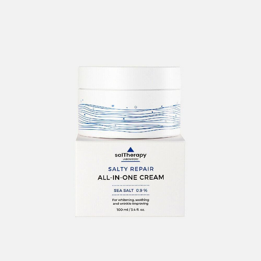 [salTherapy] Salty Repair All-In-One Cream 100ml