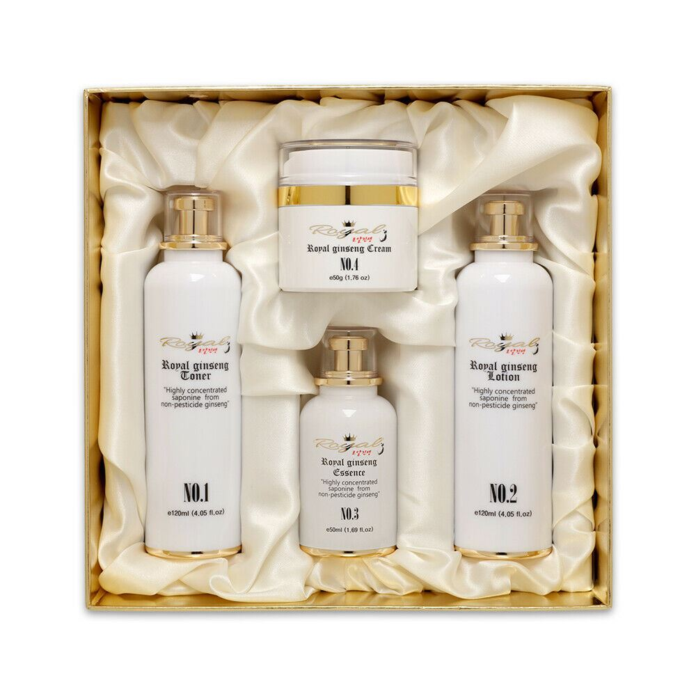 [Green Life Agricultural Corp] Royal Ginseng Cosmetics Special Set
