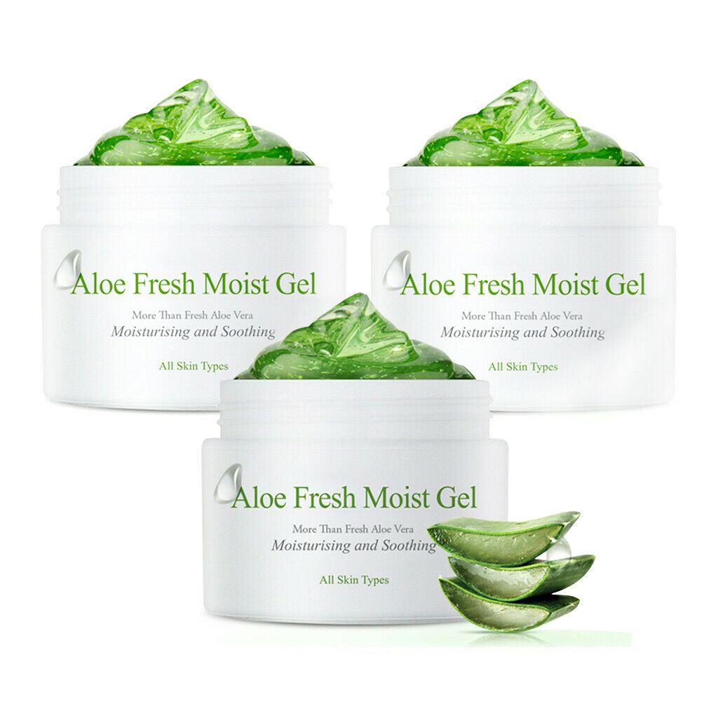 [The Skin House] Aloe Fresh Moist Gel 50ml * 3 EA