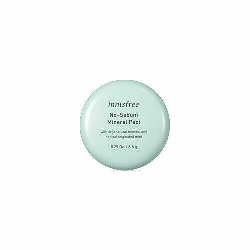 Innisfree No Sebum Mineral Pact (8.5g)