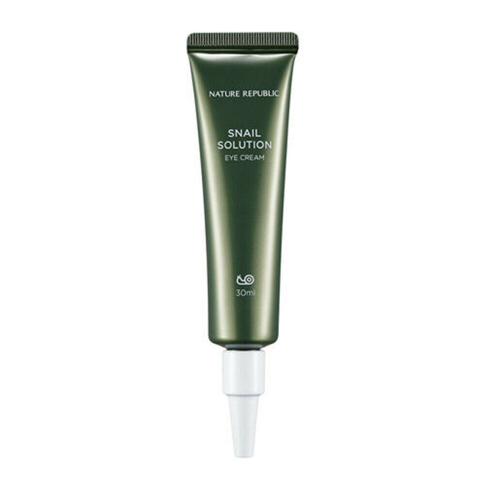 NATURE REPUBLIC Snail Solution Eye Cream (30ml)