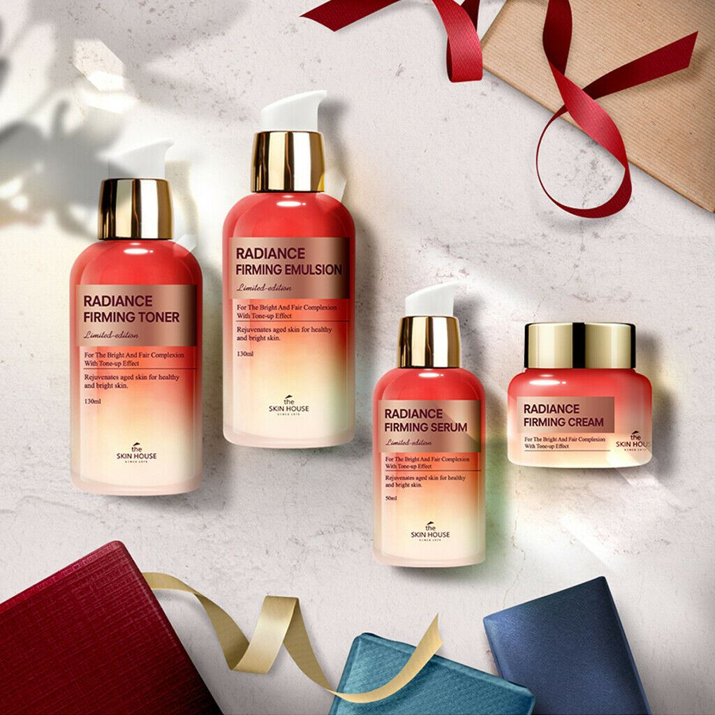 [TheSkinHouse] Radiance Firming 4 Types Set