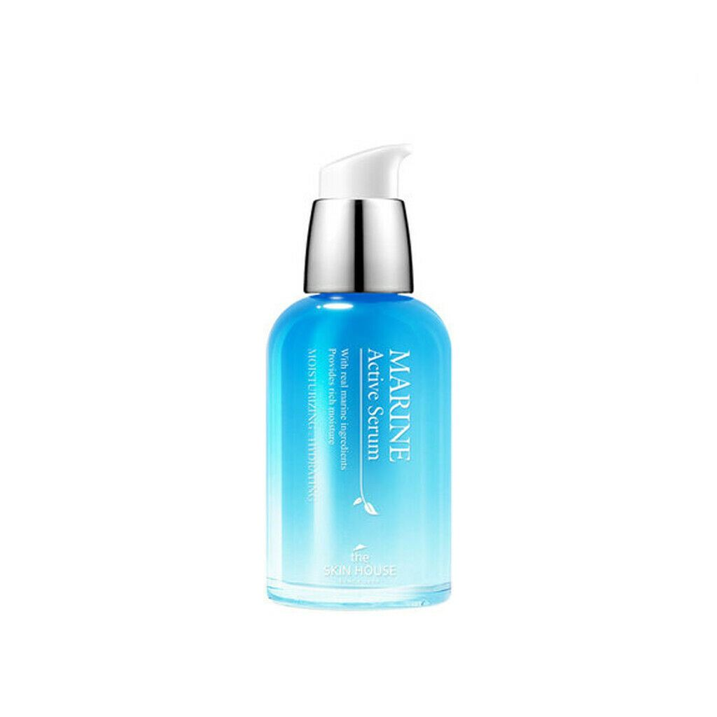 [TheSkinHouse] Marine Active Serum 50ml
