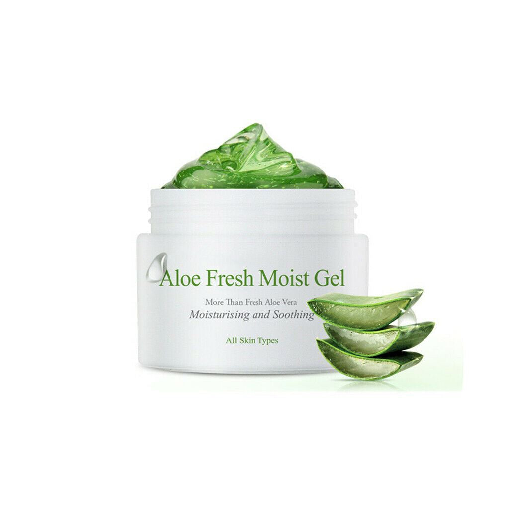 THE SKIN HOUSE MOIST GEL-CREAM-LINE ALOE FRESH POMEGRANATE MAQUIBERRY