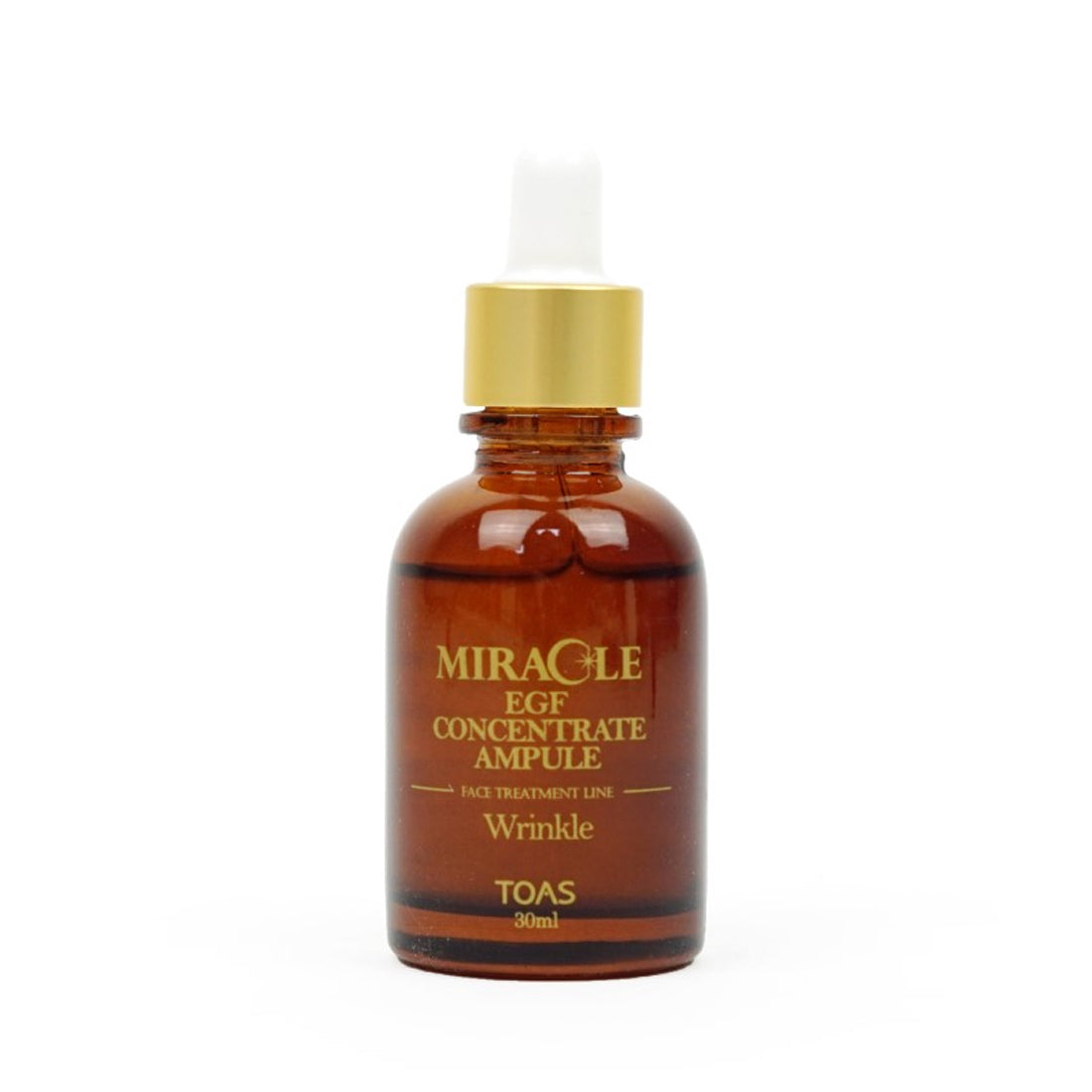 TOAS MIRACLE EGF CONCENTRATE AMPULE EGF CONCENTRATE AMPULE 30ML