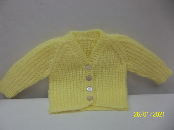 Cardigan  Lemon Premature