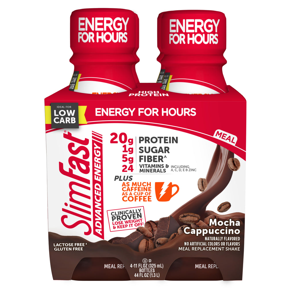 Advanced Energy Mocha Cappuccino- product carousel image