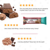 Keto Fat Bomb Meal Replacement Bar Whipped Triple Chocolate-marketing carousel image