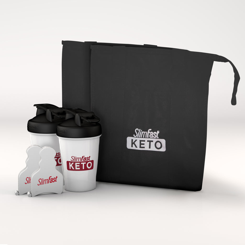 SlimFast Keto Together Accessory Bundle - Product Image