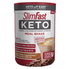 SlimFast Keto Shake Mix Creamy Coffee Cappuccino- product packaging carousel image