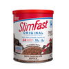 SlimFast Original Shake Mix Rich Chocolate Royale- product packaging carousel image