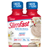 SlimFast Original Shakes French Vanilla- product packaging carousel image