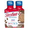 SlimFast Original Shakes Cappuccino Delight- product packaging carousel image