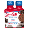 SlimFast Original Shakes Rich Chocolate Royale- product packaging carousel image