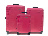 "NZTourist Bright Adventurer 24"" Suitcase"
