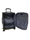 "San Michelle Denim Traveller 20"" Suitcase"