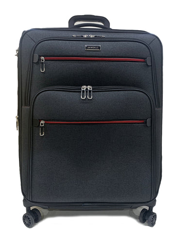 "San Michelle Denim Traveller 28"" Suitcase"