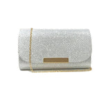 All That Glitters Clutch Bag