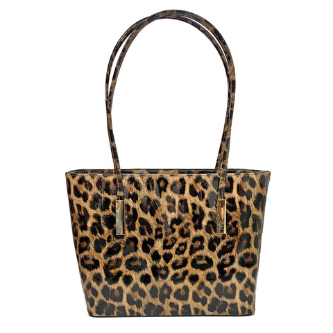 Leopard Large Tote Bag