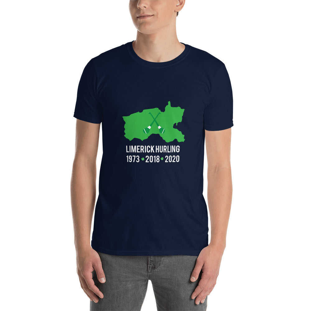 Limerick Hurling Short-Sleeve Unisex T-Shirt A