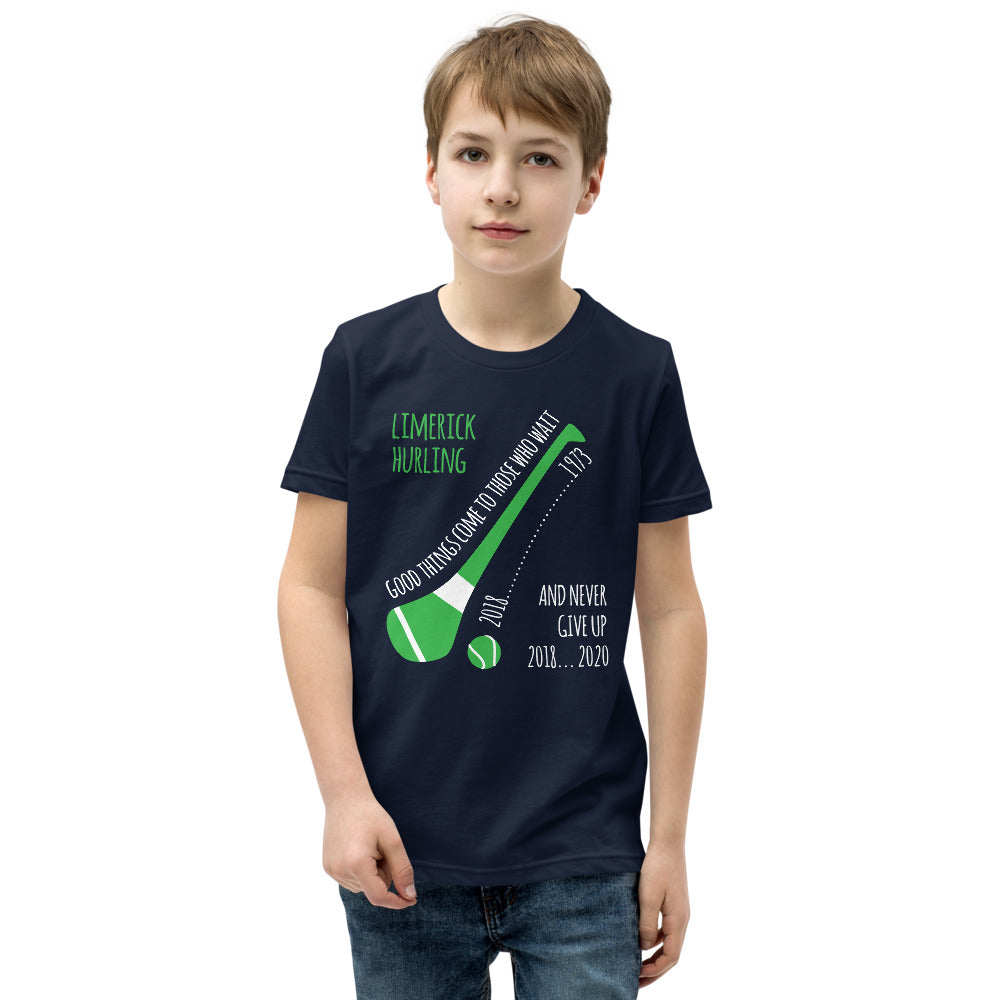 Limerick Hurling Kids Short Sleeve T-Shirt