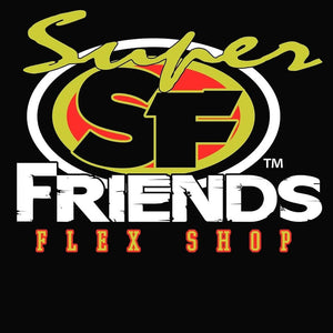 Super Friends Flex shop