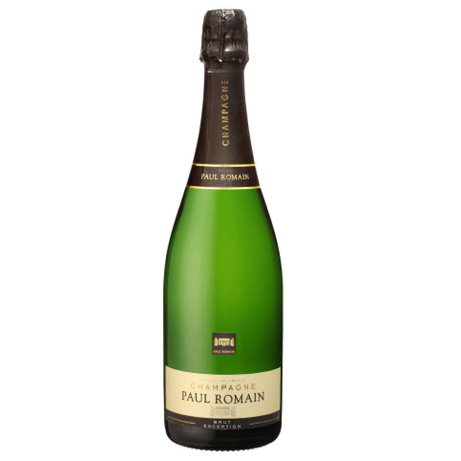 CHAMPAGNE PAUL ROMAIN BRUT  75cl