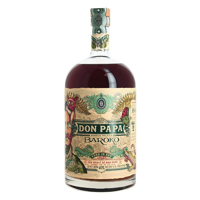 Don Papa Baroko 40° - 70 cl