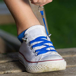 New Shoelaces - Fast Way To Tie Your Shoes